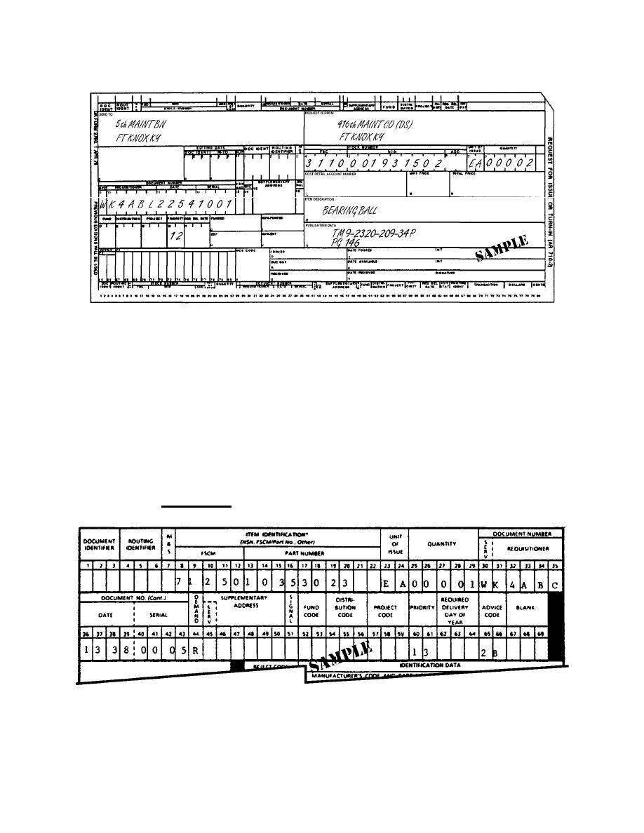dd form 1348 instructions